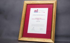 """Nagrodzono za """"Najwyższą jakość"""" oraz przyznano tytuł Ambasadora Polskiej Gospodarki…"""