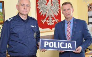Policjanci bliżej mieszkańców gminy osieczna