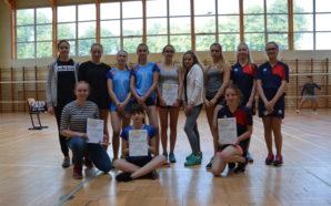 Poznaliśmy zwycięzców w badmintonie drużynowym w Starogardzie Gdańskim