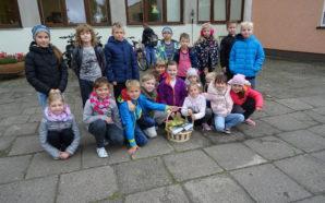 Uczniowie PSP nr 8 włączyli się do akcji Kociewskie Pola…