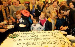 Miejskie Przedszkole Nr 5 obchodziło swoje 40-lecie