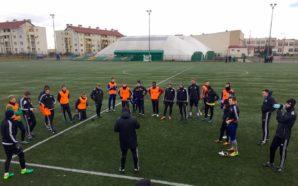 Piłkarze KP przygotowują się do sezonu