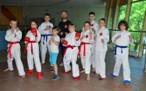 """Zawodnicy Klubu Karate """"SHUTO"""" zdobywają medale"""