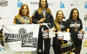 Sandra Domachowska zdobyła medal w Pucharze Polski
