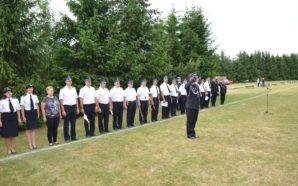 Siódme powiatowe zawody sportowo-pożarnicze