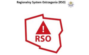 RSO – Ostrzega o oszustwach na ekranie telefonu