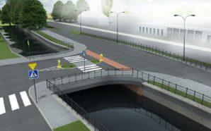 Most na ul. Starogardzkiej w Gdańsku przejezdny
