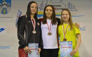 Złoty medal Karoliny Urban na Zimowych Mistrzostwach Polski Juniorów