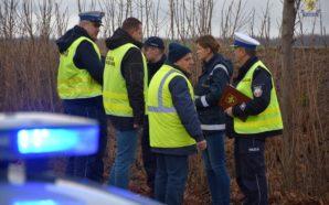 Badali okoliczności wypadku drogowego