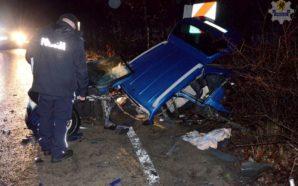 Śmiertelny wypadek drogowy w pogódkach