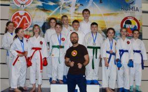 8 medali na Pomerania Cup Rumia w Karate Olimpijskim WKF