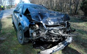 Policjanci wyjaśniają okoliczności śmiertelnego wypadku drogowego