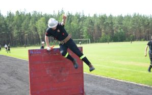 Sportowo-pożarnicze zawody w Kaliskach