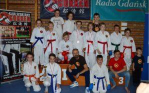 Gokken Cup Żukowo w Karate Olimpijskim WKF