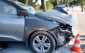 Wypadek drogowy w Zelgoszczy