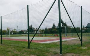 Nowe boisko na Przylesiu