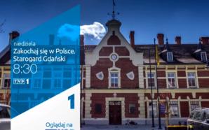 Starogard Gdański w TVP1