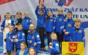 Złota Starogardzianka Małgorzata Spychalska na Grand Prix Slovakia Karate WKF…