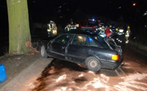 Policjanci zatrzymali w pościgu złodziei paliwa