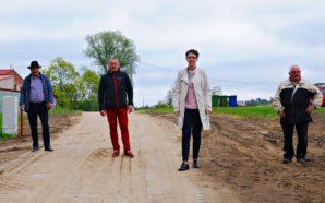 Lepsze drogi w Trzcińsku