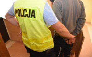 Policjanci zatrzymali seryjnego włamywacza