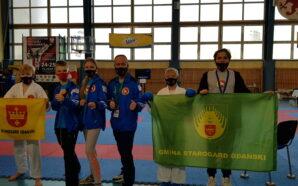 Młodzi karatecy z sukcesami
