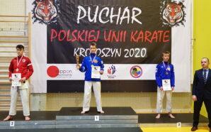 Karatecy nie zwalniają tempa