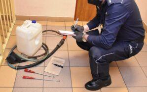 Kryminalni zatrzymali mężczyznę podejrzanego o kradzieże paliwa