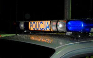 Policjanci zatrzymali nietrzeźwego motorowerzystę