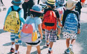 Najmłodsze dzieci wracają do szkoły