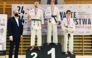Medale starogardzkich karateków