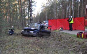 Pijany kierowca spowodował wypadek. Pasażer zginął na miejscu