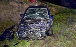 Nie miał uprawnień i spowodował wypadek drogowy